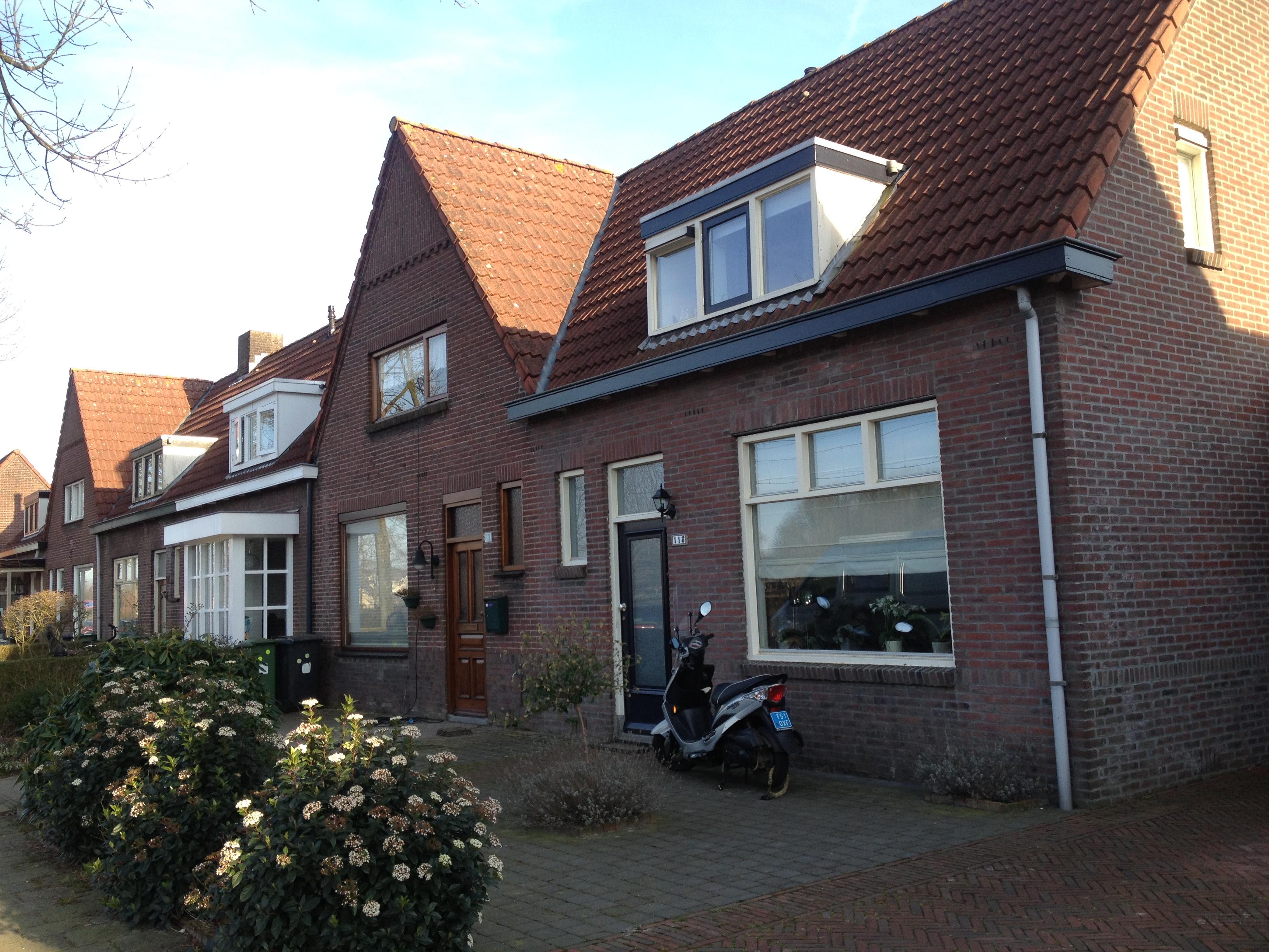 Woningen in de Hofstraat